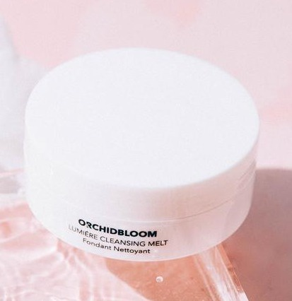 Orchidbloom Lumière Cleansing Melt & Make-Up Remover