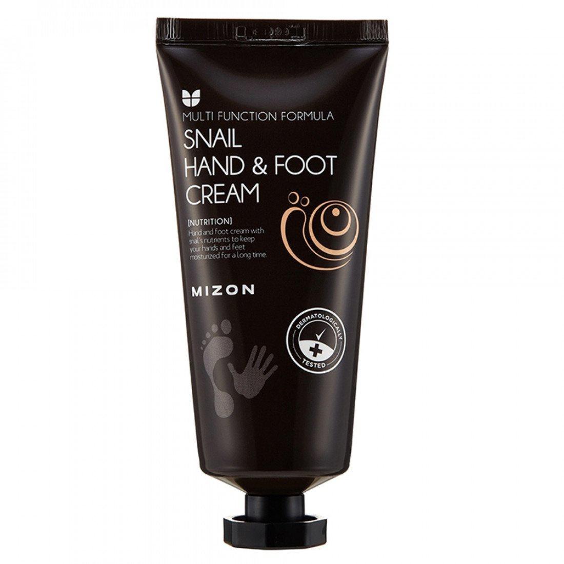 Mizon Snail Hand And Foot Cream
