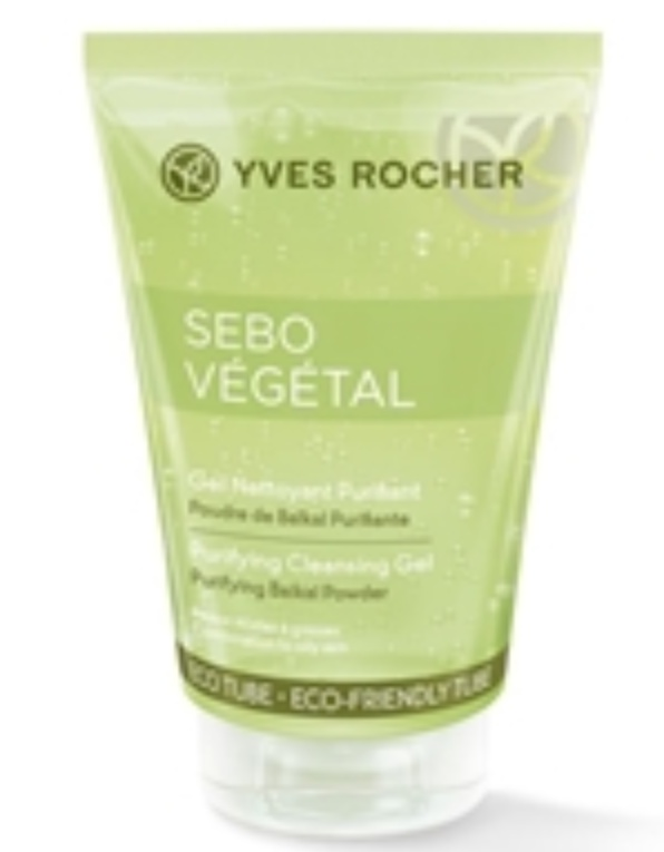 Yves Rocher Purifying Cleansing Gel