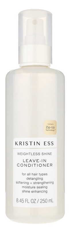 Kristin Ess Weightless Shine Leave-In Conditioner