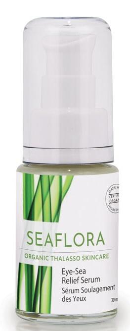 Seaflora Skincare Eye-Sea Relief Serum
