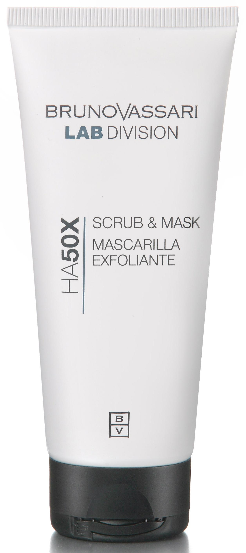 Bruno Vassari Scrub & Mask