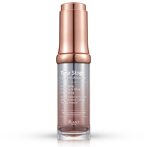 The Plant Base Time Stop Collagen Ampoule