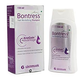 glenmark Bontress Hair Revitalising Shampoo