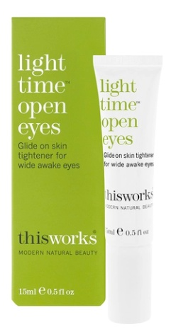 This Works Light Time Open Eyes Cream