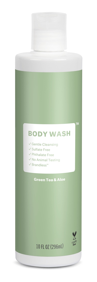 Brandless Green Tea & Aloe Body Wash