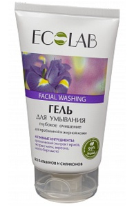 EO LABORATORIE` Eo Laboratorie Natural Facial Washing Gel Deep Cleansing (Iris)