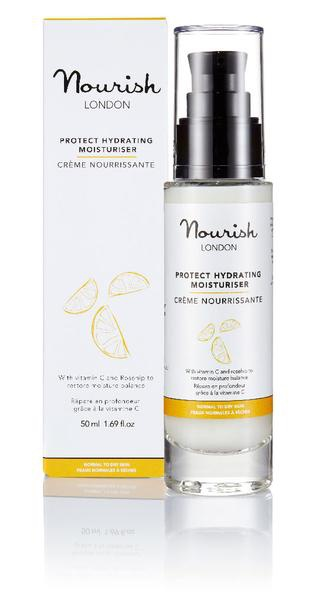 Nourish London Protect Hydrating Moisturizer