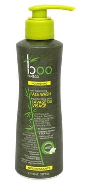 Boo Bamboo Skin Balancing Face Wash