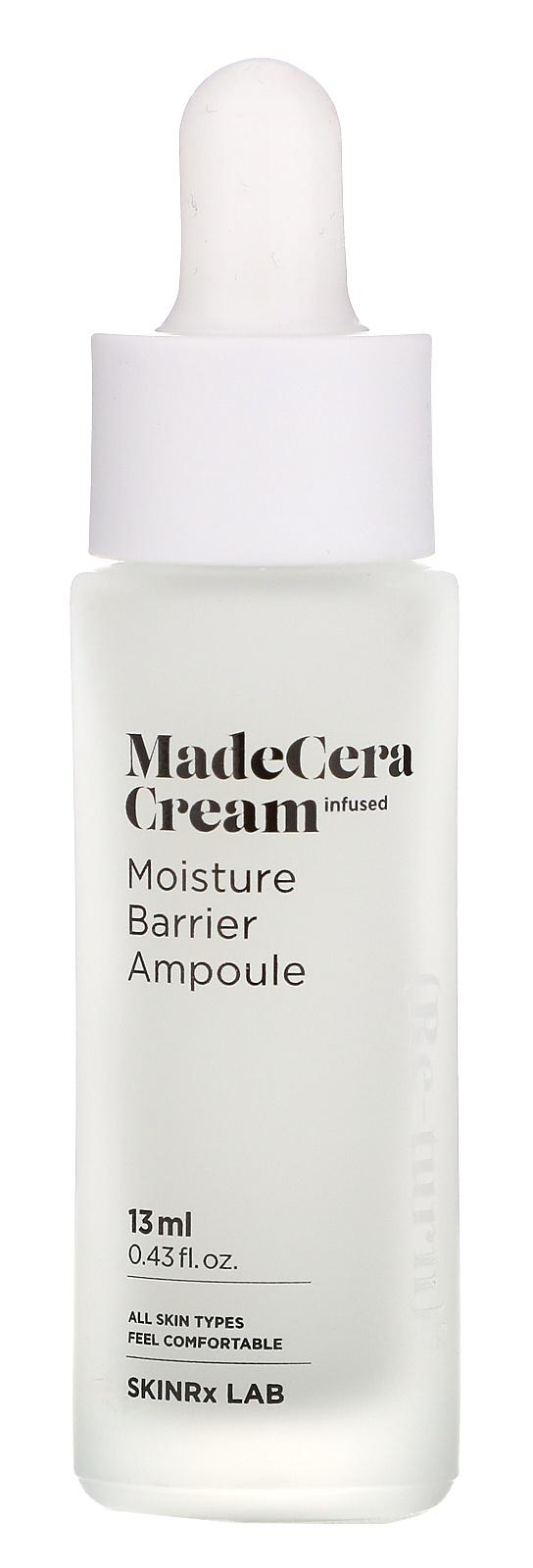 SKINRx LAB Madecera Cream Moisture Barrier Ampoule