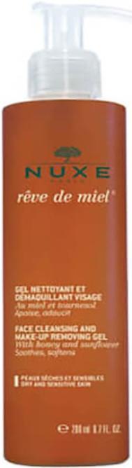 Nuxe Reve De Miel Gel Nettoyant Visage