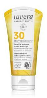 lavera Sensitiv Sonnencreme Anti Aging Lsf 30