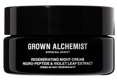 Grown Alchemist Regenerating Night Cream: Peptide-30 & Violet Leaf Extract