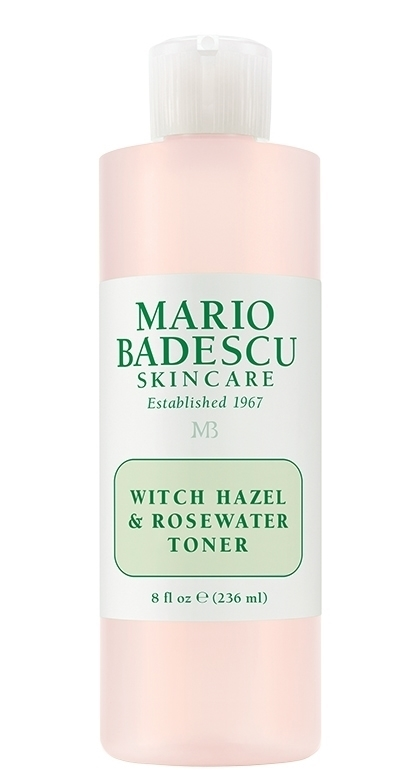 Mario Badescu Witch Hazel And Rosewater Toner Ingredients