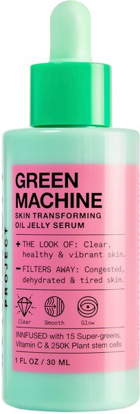 Innbeauty Project Green Machine Vitamin C + Green Superfood Jelly Serum