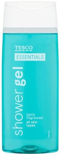 Tesco Essentials Shower Gel