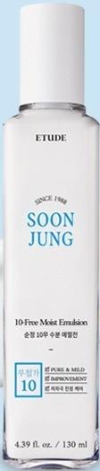 Etude House Soonjung 10 Free Moist Emulsion 21AD