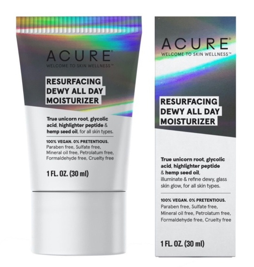 Acure Resurfacing Dewey All Day Moisturizer