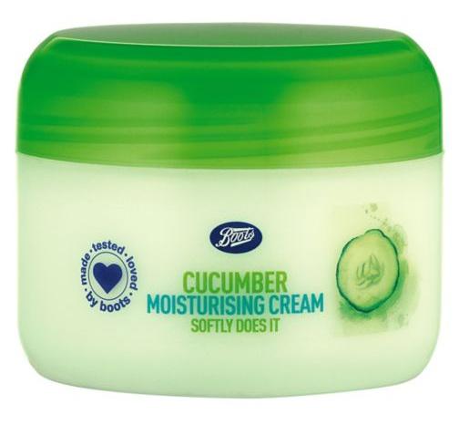 Boots Cucumber Moisturising Cream