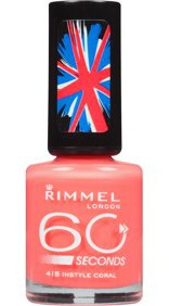 Rimmel 60 Second Shine Nail Polish