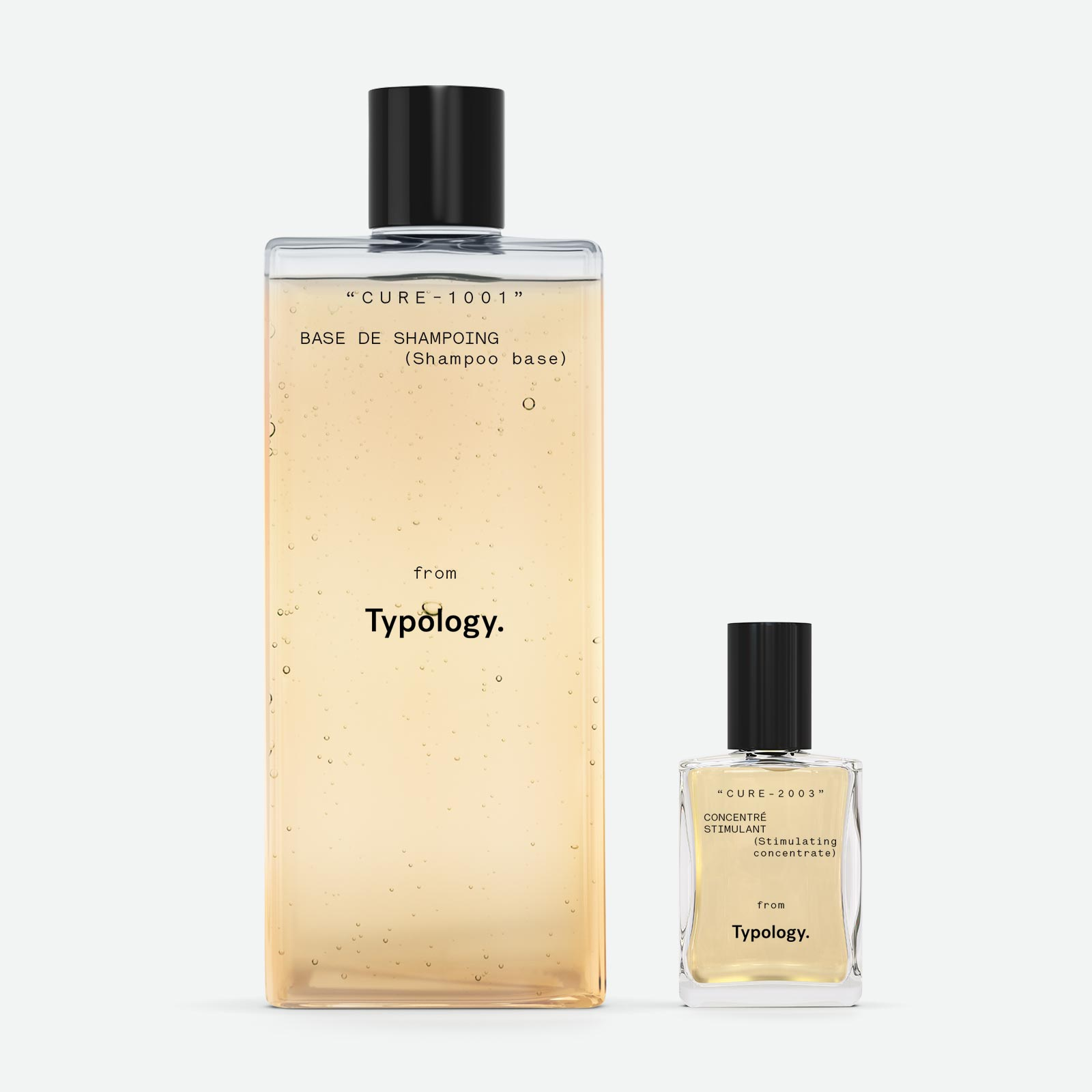 Typology Stimulating Shampoo Activated With Ginger Essential Oil