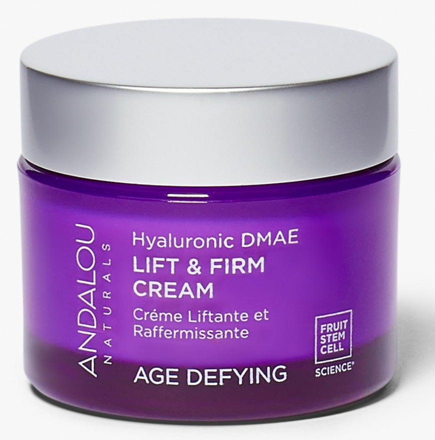 Andalou Age Defying Hyaluronic Dmae Lift & Firm Cream Age Defying Hyaluronic Dmae Lift & Firm Cream