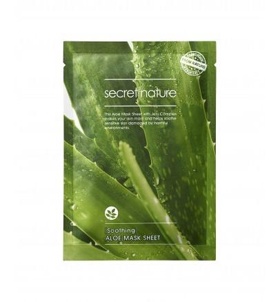 Secret Nature Aloe Sheet Mask