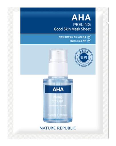 Nature Republic AHA Peeling Good Skin Mask