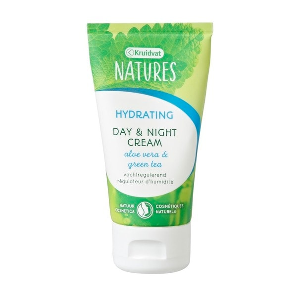 Kruidvat Natures Hydrating Day & Night Cream