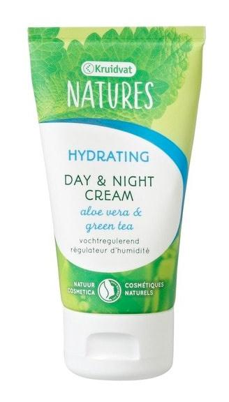 Kruidvat Natures Hydrating Day & Night Cream