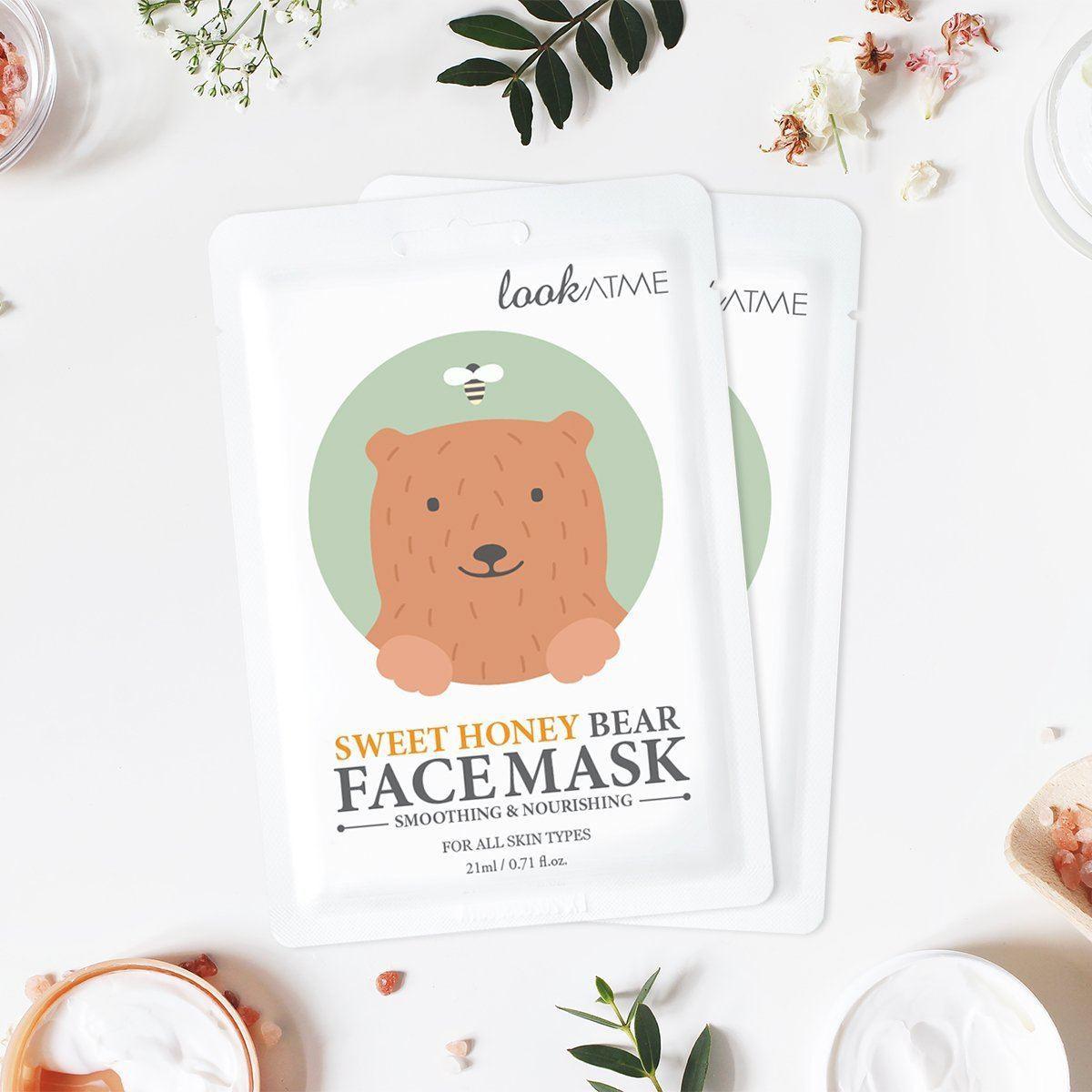 Look at me Sweet Honey Bear Nourishing Mask