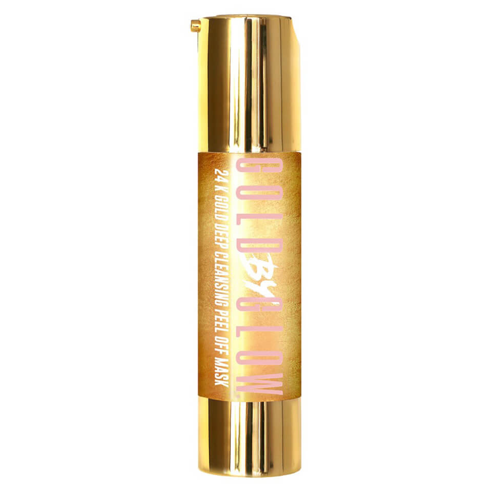 Gold by Glow 24K Gold Deep Cleansing Peel Off Mask