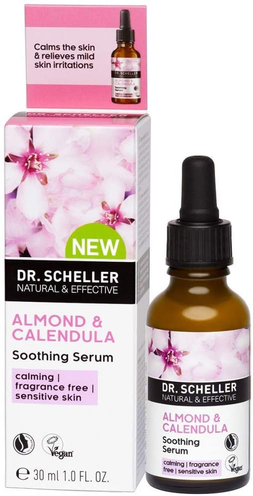 Dr. Scheller Almond And Calendula Soothing Serum