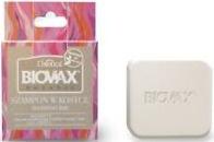 LBiotica BIOVAX Raspberry, Rose Oil Shampoo Bar