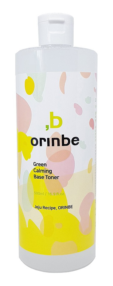 orinbe Green Calming Base Toner