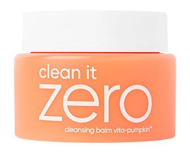 Banila Co Clean It Zero Vita-Pumpkin Cleansing Balm