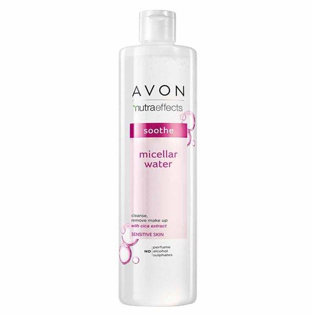 Avon Nutra Effects Soothe Micellar Water