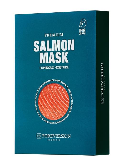FOREVERSKIN Premium Luminous Moisture Salmon Mask