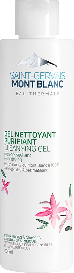 Saint Gervais Purifying Cleansing Gel