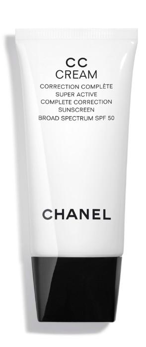 Chanel Cc Cream Broad Spectrum SPF 50