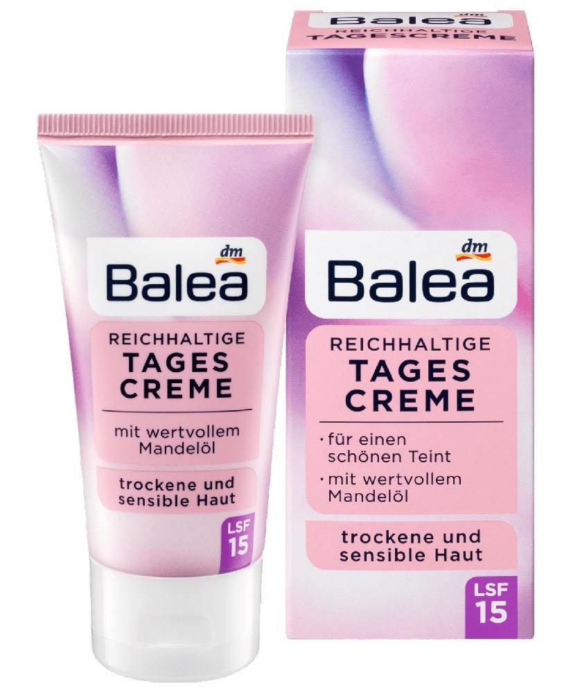 Balea Rich Day Cream