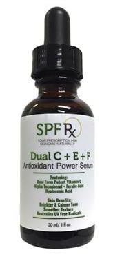 Rx Spf Rx Dual C+E+F Antioxidant Power Serum