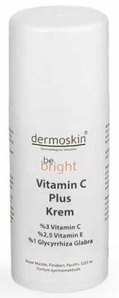 Dermoskin Be Bright Vitamin C Plus Cream
