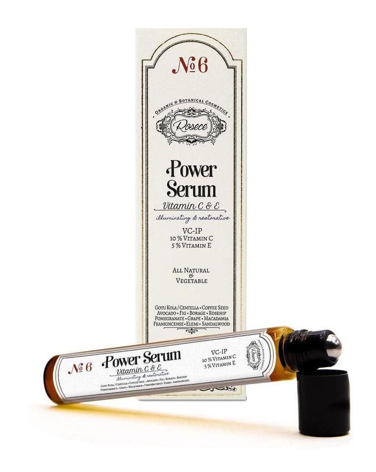 Rosece Powder Serum Vitamin C & E