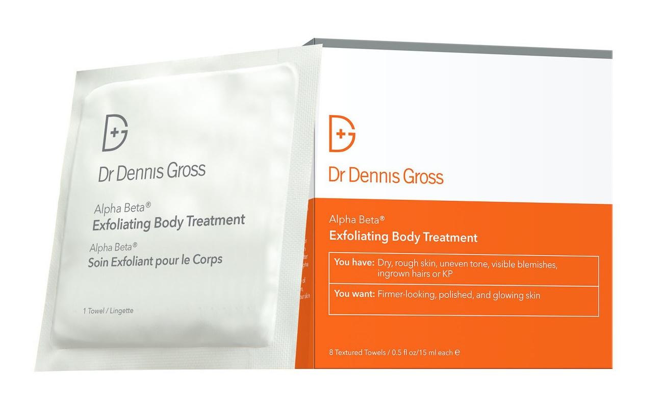 Dr. Dennis Gross Skincare Alpha Beta® Exfoliating Body Treatment Peel