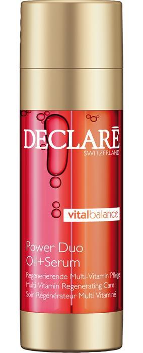 Declaré Switzerland Power Duo Oil+Serum