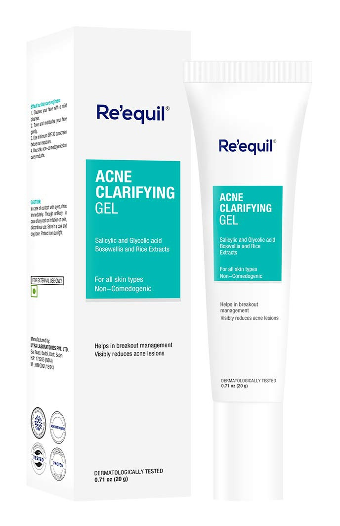 Re'equil Acne Clarifying Gel
