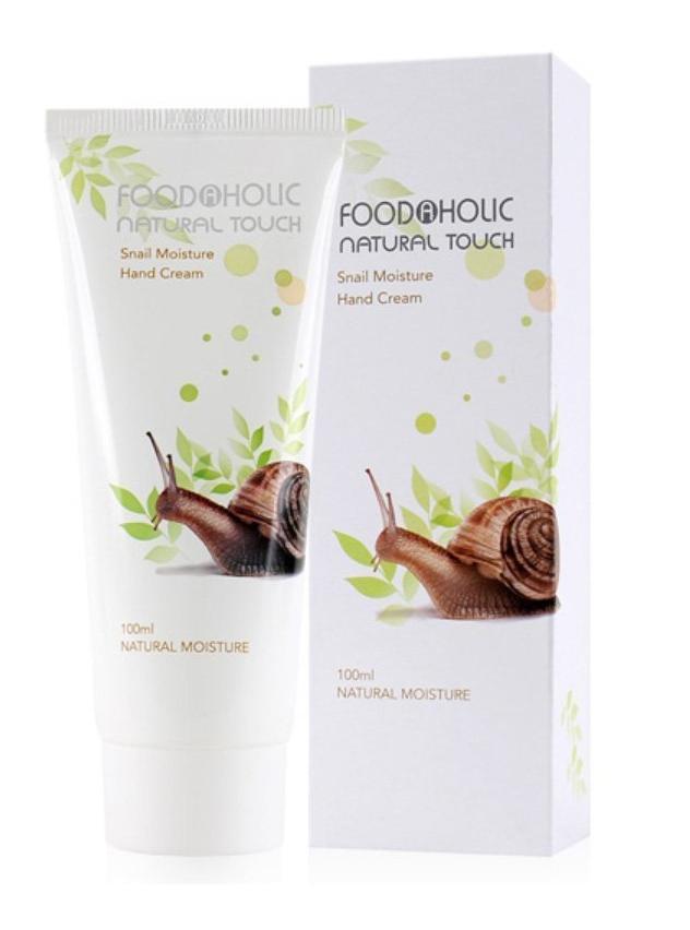 Foodaholic Snail Moisture Hand Cream