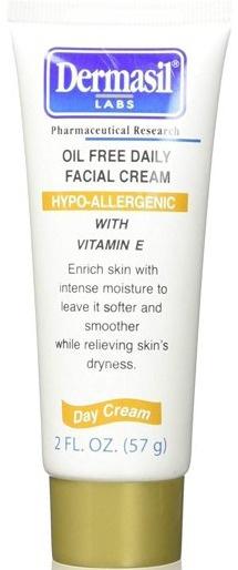 Dermasil Lab Oil Free Daily Facial Cream