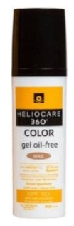 Heliocare 360 Color Oil Free Gel